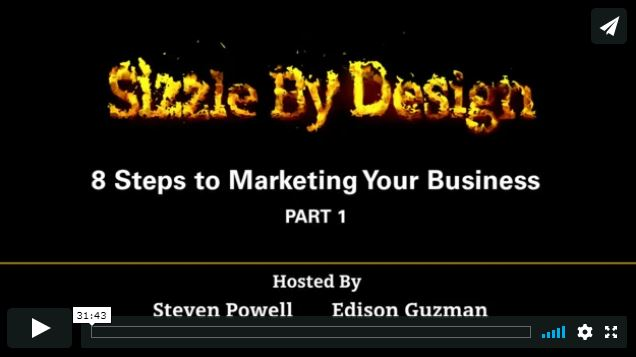 8 Steps to Marketing Your Business Part 1