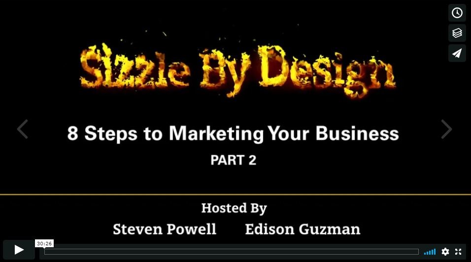 8 Steps to Marketing Your Business Part 2