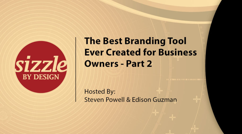 The Best Branding Tool Ever Created for Business Owners - Part 2