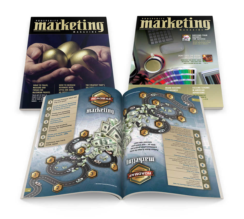 Prosperity Marketing Magazine